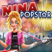 Nina - Pop Star - Girls game icon