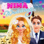 Nina Wedding - Girls game icon