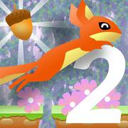 Nut Rush 2: Summer Sprint - Arcade game icon