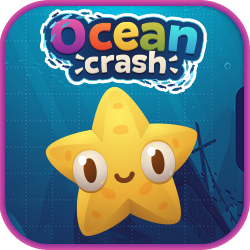 Ocean Crash - Puzzle game icon