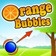 Orange Bubbles - Matching game icon