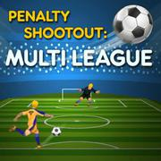 Penalty Shootout: Multi League - Sport game icon