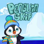 Penguin Skip - Skill game icon