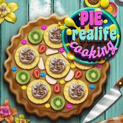 Pie Realife Cooking - Girls game icon