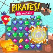 Pirates! The Match-3 - Matching game icon