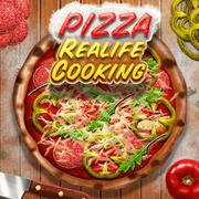 Pizza Realife Cooking - Girls game icon