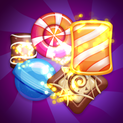 Pop-Pop Candies - Arcade game icon