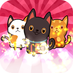 Pop-Pop Kitties - Puzzle game icon