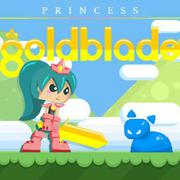 Princess Goldblade And The Dangerous Water - Arcade game icon