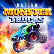 Racing Monster Trucks - Cars game icon