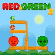Red and Green 2 - Puzzle game icon