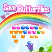 Save Butterflies - Matching game icon