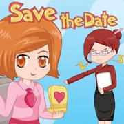 Save the Date - Girls game icon