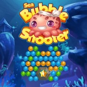 Sea Bubble Shooter - Matching game icon