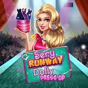 Sery Runway Dolly - Girls game icon