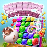 Sheep's Adventure - Matching game icon