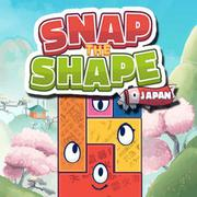 Snap The Shape: Japan - Puzzle game icon