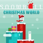Snowball Christmas World - Arcade game icon