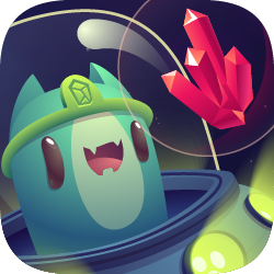 Space Miner - Arcade game icon