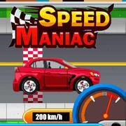 Speed Maniac - Cars game icon