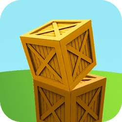 Stacker Tower Boxes of Balance - Puzzle game icon
