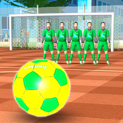 Street Freekick 3D - Arcade game icon