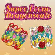 Super Loom: Dragonscale - Girls game icon