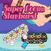 Super Loom: Starburst - Girls game icon
