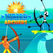 Surfer Archers - Skill game icon