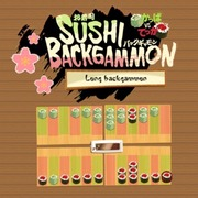 Sushi Backgammon - Puzzle game icon