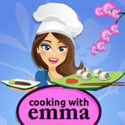 Sushi Rolls - Cooking With Emma - Girls game icon