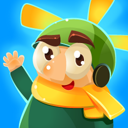Swing Copters - Arcade game icon