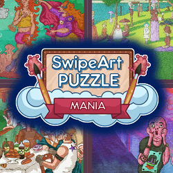 Swipe Art Puzzle - Puzzle game icon