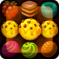 Tasty Jewel - Puzzle game icon