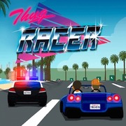 Thug Racer - Cars game icon