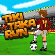 Tiki Taka Run - Sport game icon