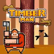 Timberman - Arcade game icon