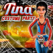 Tina - Costume Party - Girls game icon