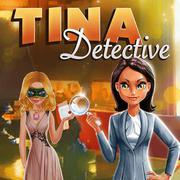 Tina - Detective  - Girls game icon