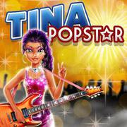 Tina - Pop Star - Girls game icon