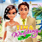 Tina Wedding - Girls game icon