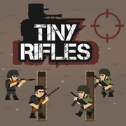 Tiny Rifles - Action game icon