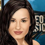 Demi True Make Up - Girls game icon