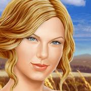 Taylor True Make Up - Girls game icon