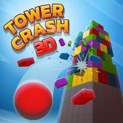 Tower Crash 3D - Skill game icon
