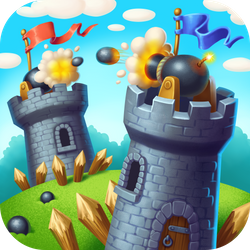 Tower Crush - Strategy game icon