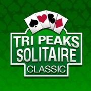 Tri Peaks Solitaire Classic - Card game icon