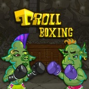 Troll Boxing - Skill game icon