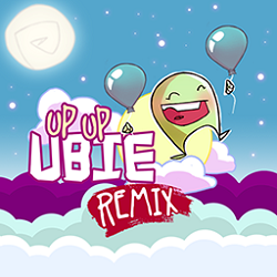 UpUp Ubie Remix - Arcade game icon