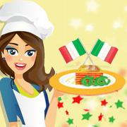 Vegetable Lasagna - Cooking with Emma - Girls game icon